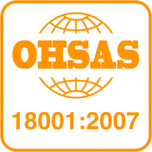 Сертификат OSHAS 18001:2007